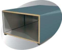 VTS - obudowa centarli wentylacyjnej i klimatyzacyjnej