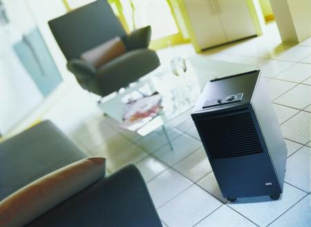 Stiebel Eltron - kompaktowe urządzenie służące do obniżania wilgotności w pomieszczeniach