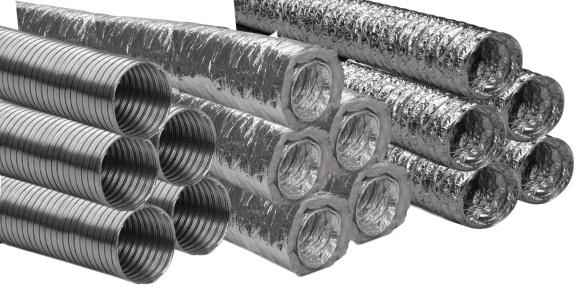 Alnor - przewody elastyczne