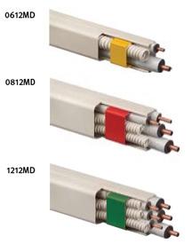 Koryta montażowe do klimatyzatorów w standardzie BCF