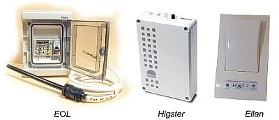 Uniwersal - układy automatycznej kontroli ciągu wentylacyjnego