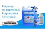 Preparaty do czyszczenia i dezynfekcji urządzeń klimatyzacyjnych Rectorseal