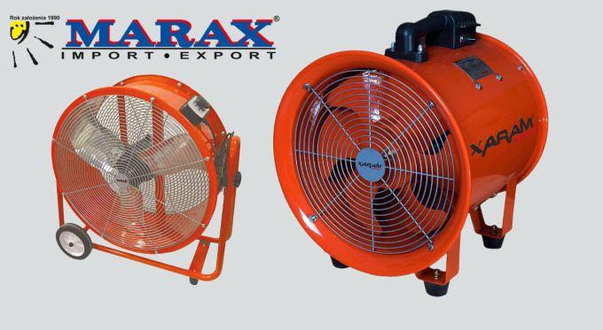 Przenośny wentylator XARAM Energy