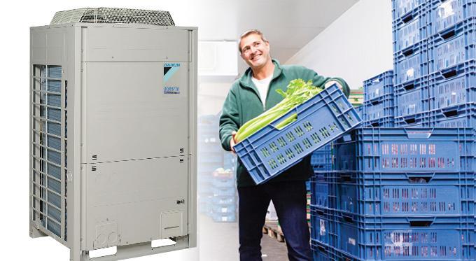Systemy chłodnicze do zastosowań komercyjnych