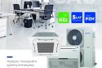 Systemy klimatyzacji do użytku komercyjnego marki SEVRA