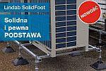 Lindab SolidFoot - system do montażu urządzeń HVACR