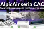 Klimatyzatory AlpicAir CAC od VENTIA