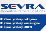 WIENKRA wprowadza markę własną - klimatyzatory SEVRA