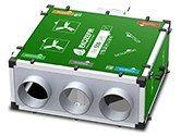Centrala wentylacyjna z odzyskiem ciepła Ekozefir RK -SPE/SP350 UPE