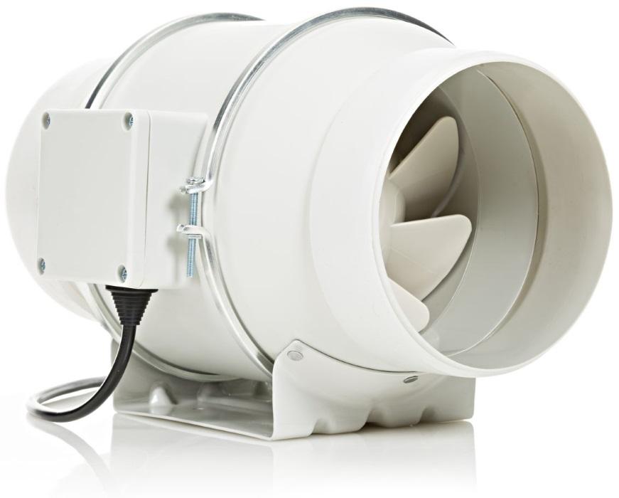 DFA150 - Wentylator kanałowy STERR