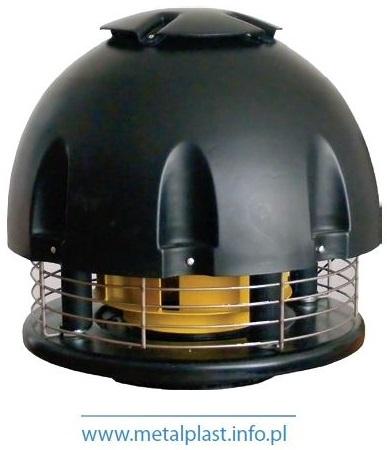 Dachowy przeciwwybuchowy wentylator WDc-s-Ex