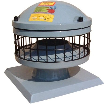 Wentylator dachowy typu FEN