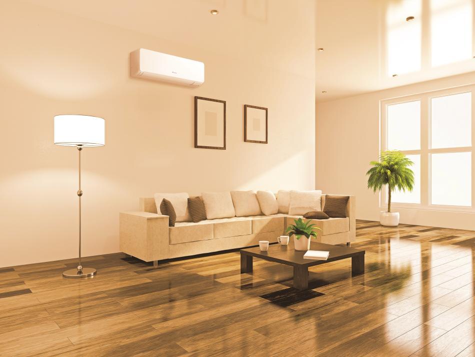 klimatyzator ścienny Fuji Electric