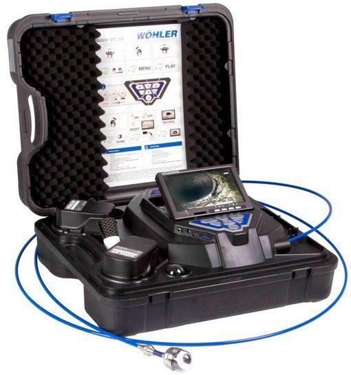 Kamera inspekcyjna Wohler VIS 350