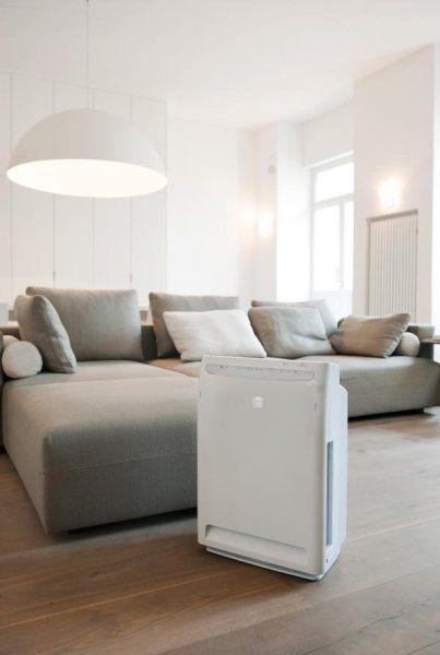 Poprawa jakości powietrza w domu - oczyszczacz powietrza
