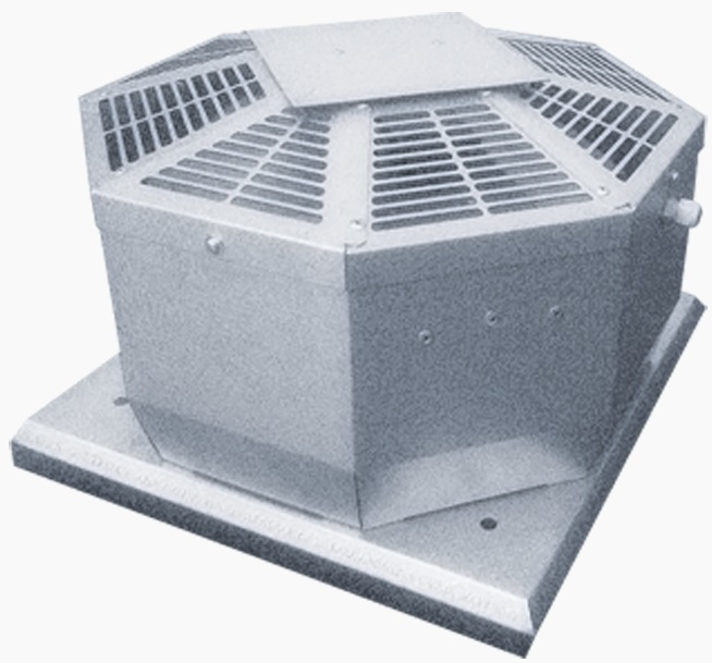 Wentylator dachowy RFV Venture Industries