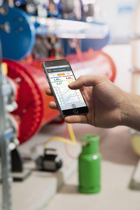 Aplikacja mobilna: testo refrigeration App