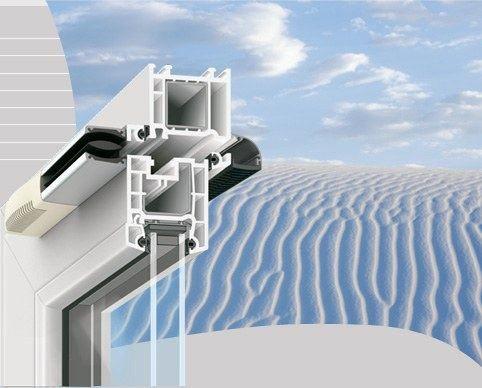 Automatyczne nawiewniki powietrza Brevis