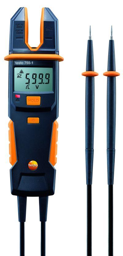 Urządzenia do pomiarów parametrów elektrycznych