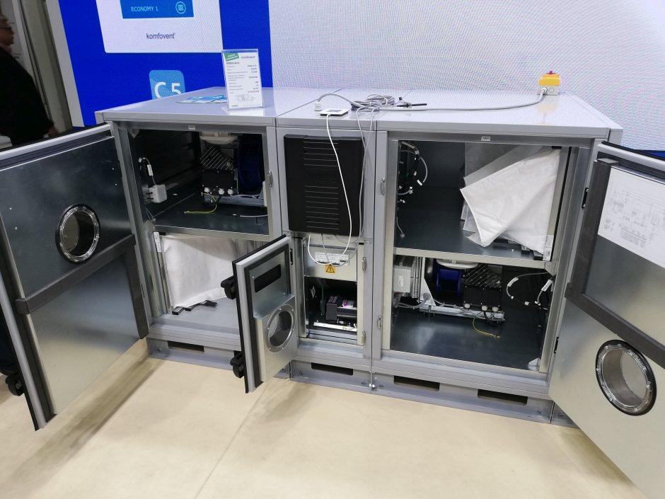 Komfovent VERSO Pro 2 - nowe standardy na rynku central wentylacyjnych w Polsce