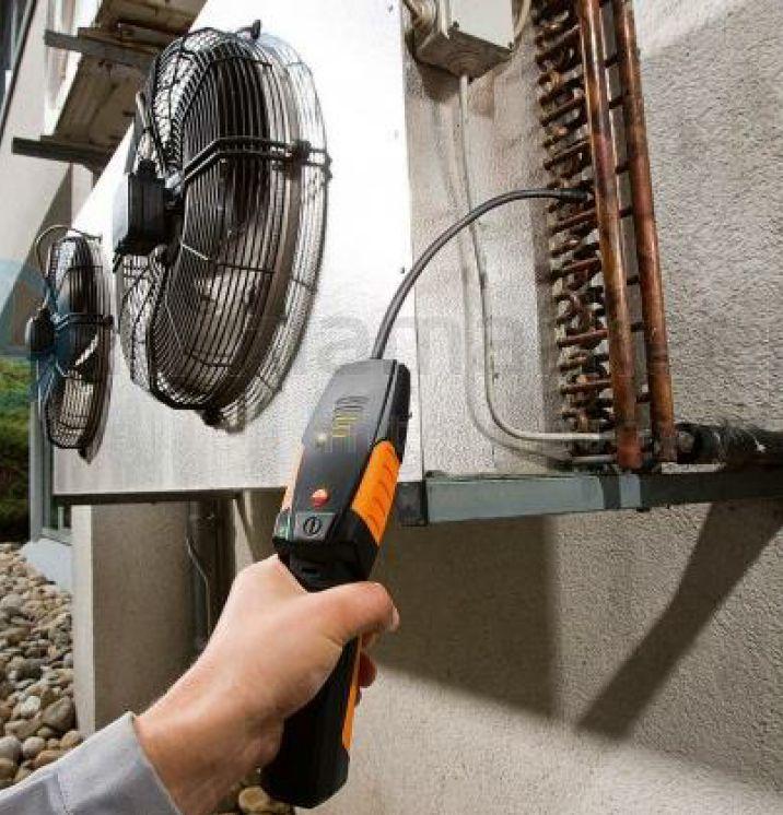 Detektory czynników chłodniczych spełniające wymagania ustawy F-gazowej