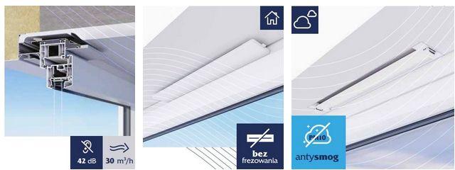Wentylacja to najważniejsza instalacja w budynku - wspomaganie naturalnego ciągu wentylacyjnego w domu