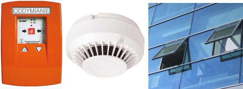 Systemy oddymiające budynki ? wentylacja pożarowa