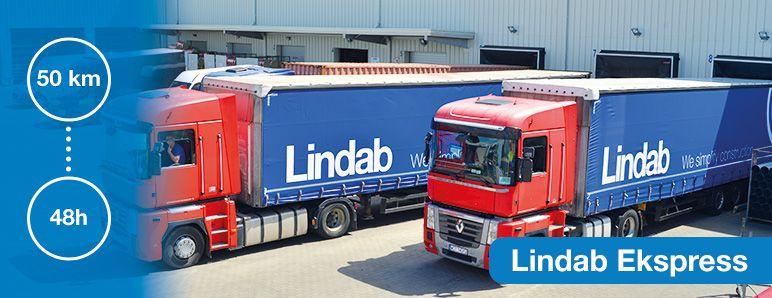 Lindab wprowadza zmiany w obsłudze i odbiorze towaru