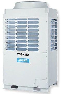 Klimatyzator Toshiba  - SHRM VRF Jednostka zewnętrzna