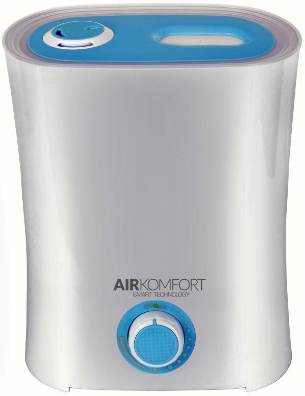 Nawilżacz powietrza - jaka powinna być wilgotność powietrza w domu