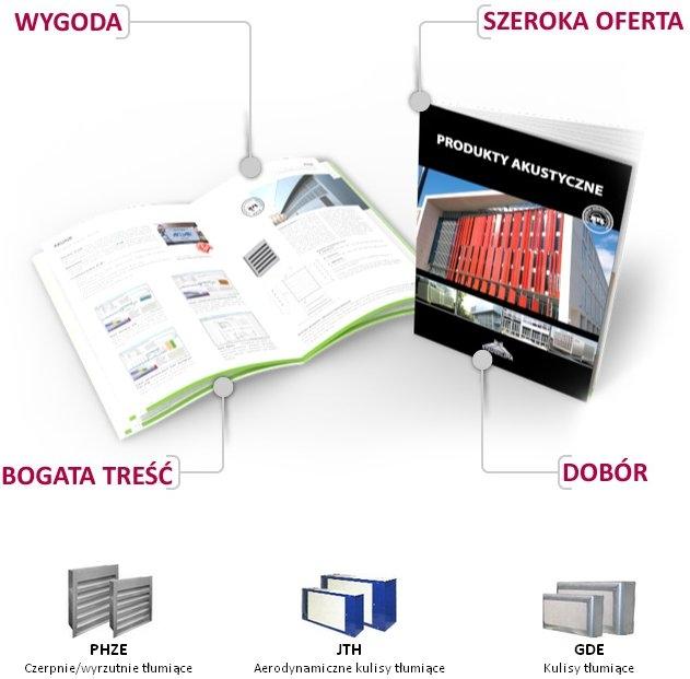 katalog produktów akustycznych Stavoklima