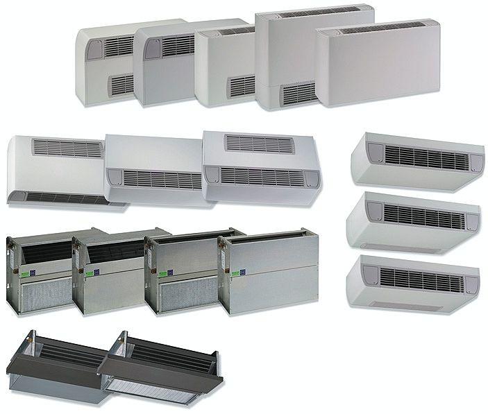 Alfaco - klimakonwektory BPS