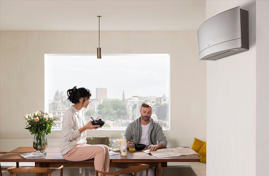 Klimatyzatory do domów i mieszkań