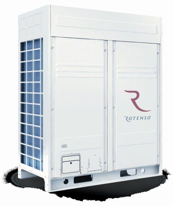 Klimatyzator Rotenso ThermoSilesia