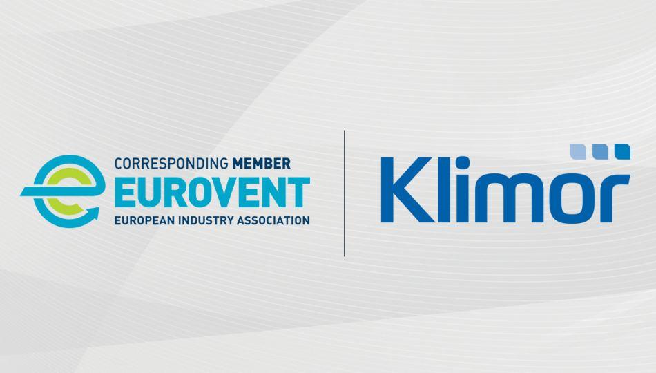 Przystąpienie firmy KLIMOR do europejskiej organizacji Eurovent