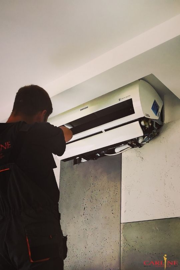 Montaż klimatyzacji domowej
