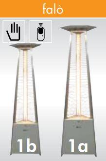 Mobilne parasole grzewcze zasilane gazem