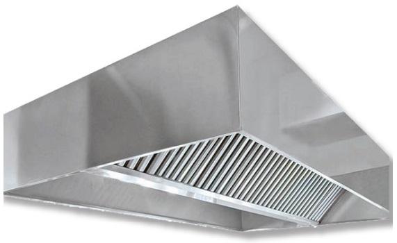 Klimaoprema - okap kuchenny