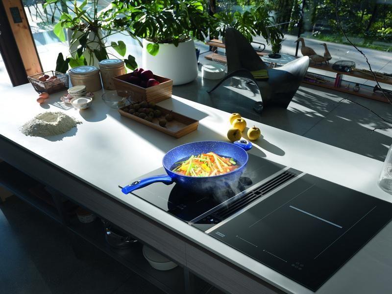 Wentylacja w kuchni - wybór okapu