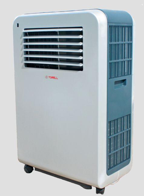klimatyzator przenośny z funkcją grzania