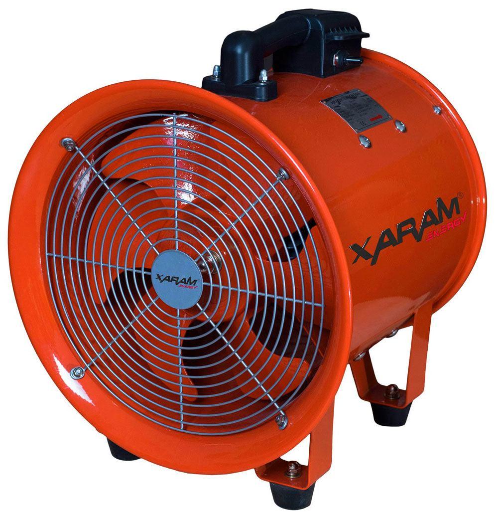 Przenośny wentylator osiowy strumieniowy XARAM Energy XE-WOI 12/1S
