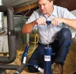 Wigmors - ręczna pompa Mighty Pump