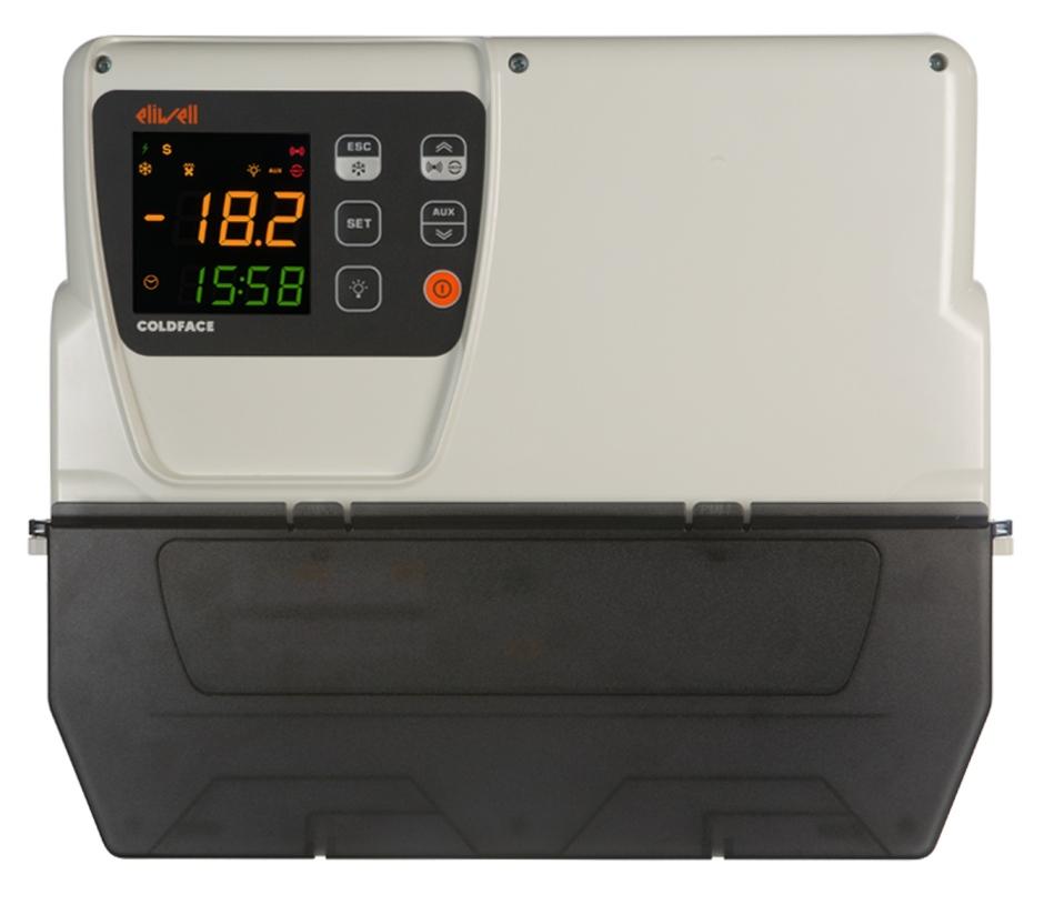 regulator komorowy EWRC5000NT z rozdzielnicą elektryczną