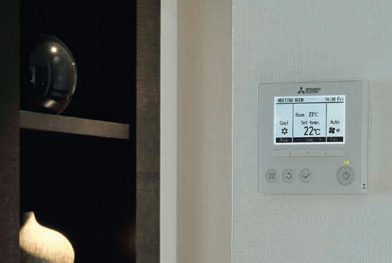 Sterowniki do kontroli i sterowania klimatyzacją od Mitsubishi Electric