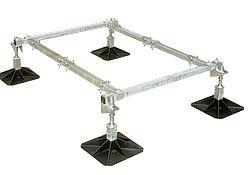 Stopy montażowe Iglotech - mocowanie wentylacji