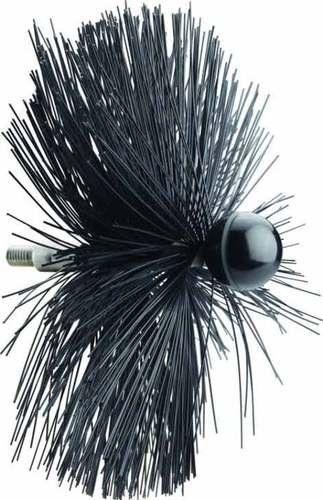 Czyszczenie mechaniczne za pomocą szczotek - szczotka perlonowa płaska
