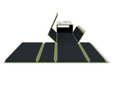 URSA AIR - system przewodów wentylacyjno-klimatyzacyjnych z wełny mineralnej