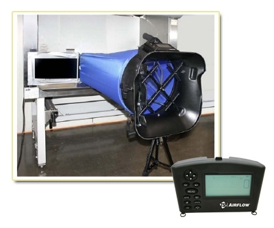Usługi pomiarowe w branży klimatyzacyjno-wentylacyjnej Test-Therm