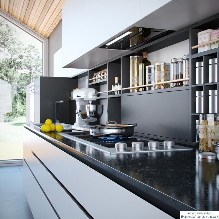Okap w kuchni - pierwszy krok wentylacji