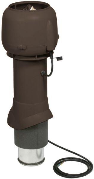 Flop System - Wentylator do dachów skośnych E 80 P /125/500 brązowy